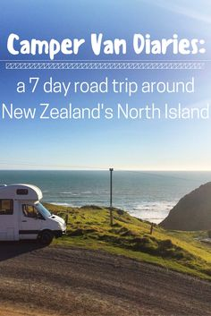 Take a North Island New Zealand road trip in a camper van! Explore the North Island's West Coast with this 7 day road trip from Auckland. Kiwi Road Trip to the Taranaki.