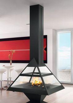 Traforart Admento Central  Design Fireplaces Nomikos