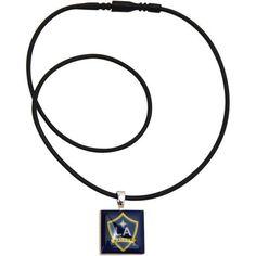 LA Galaxy WinCraft LifeTile Necklace