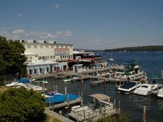 Lake Winnipesaukee, NH .... spent great childhood vacations here a long, long time ago.