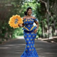 African Lace Dresses, African Fashion Dresses, African Outfits, Fashion Outfits, Ankara Long Gown Styles, Ankara Gowns, African Attire, African Wear, African Style