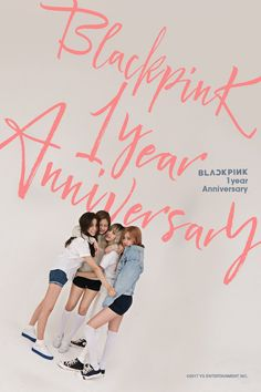 BLACKPINK 1 Year Anniversary