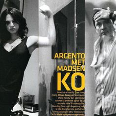 #AsiaArgento Asia Argento: Funniest throwback evah