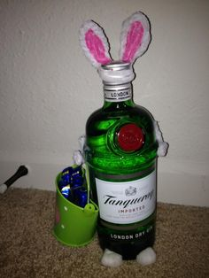 Having the freedom to be spontaneous how to plan a super romantic this is an easter gift i made for a boyfriend chose their favorite liquor negle Gallery
