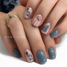 Fall nail art designs are all unique and special, and you are bound to be aware of all the versatility available. Best autumn manicure ideas are here at your disposal! Fall Gel Nails, Fall Acrylic Nails, Autumn Nails, Fun Nails, Cute Fall Nails, Simple Fall Nails, Stylish Nails, Trendy Nails, Nagellack Design
