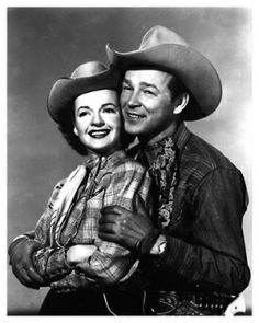 The Roy Rogers Show ~ My Favorites!  I had a Roy Rogers sweatshirt as a little girl! (PJ)