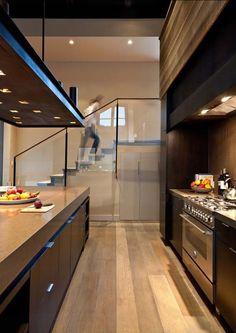 Modern Kitchens | Warm Woods