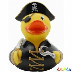 Badeend Piraat   Badeendjes voor jong en oud   Jarig