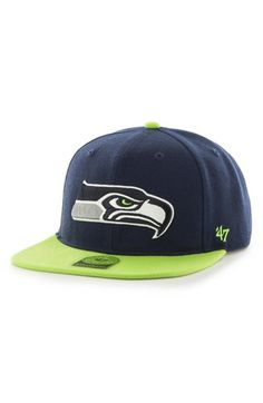 39225cc1a52  47  Seattle Seahawks - Super Shot  Cap