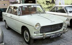 French-Cars-since-1946 • 1964 Peugeot 404...