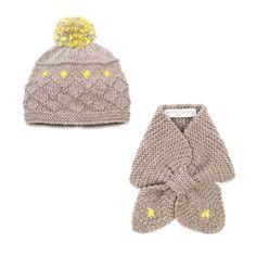 Ensemble bonnet et écharpe Collection Capsule Womb X MamyFactory Coffret  Bebe, Bébé Hiver, Echarpe bc6034d1eb5