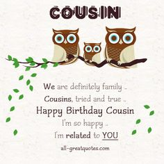 [ Cousin Happy Birthday Beautiful And Meme Wishes Messages For Cousins ] - Best Free Home Design Idea & Inspiration Happy Birthday Cousin Girl, Cousin Birthday Quotes, Free Birthday Wishes, Birthday Greetings For Facebook, Happy Birthday Messages, Happy Birthday Funny, Happy Birthday Quotes, Happy Birthday Images, Cousin Quotes