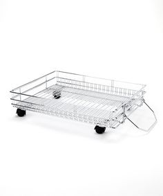 Look at this Chrome 18'' Expandable Pull-Out Shelf on #zulily today!