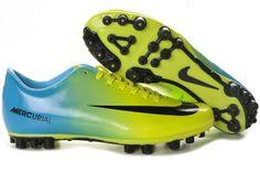 on sale 09e7c 81e18 Tenis Nike Mercurial una excelente opción de zapatos de futbol. Los zapatos  de futbol pueden