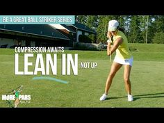 If you want more pars, but struggle with pulls, weak rights or thin shots, then let's get better compression with your golf shots now with a great move to seamlessly blend the backswing and downswing… Golf Putting Tips, Golf Videos, Golf Instruction, Driving Tips, Golf Exercises, Golf Tips For Beginners, Golf Training, Golf Lessons, Golf Fashion
