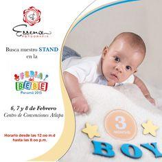 6, 7 y 8 de Febrero, Lugar Atlapa..  SEPARA LA FECHA y Visita nuestro STAND! Tendremos promociones en paquetes de Fotos. #feriadelbebe2015 #essencefoto #newborn #feria #atlapa #panama #fotografia #bebe #sesiondefotos