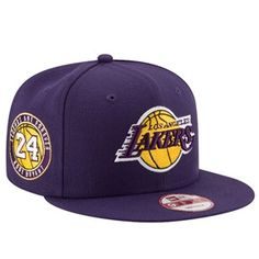 low priced bb909 70133 Los Angeles Lakers Kobe Bryant Retirement 9FIFTY Snapback Cap - Legend  Lakers Hat, Kobe Bryant