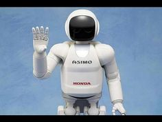 New Honda Robot ASIMO 2012 - All features and behaviors