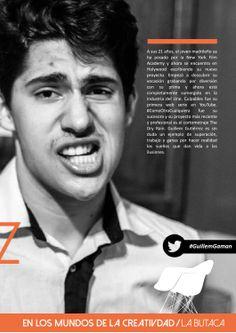 Sara Mauleon entrevista a Guillen Gutierrez Saura #GuillenGaman. Pág 2 de 6