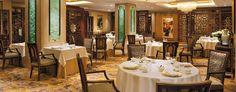 Shang Palace du Shangri-La Hotel - Restaurant Chinois Authentique Paris