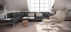 Variér Kokon / Relax / Collections / Home - Varier Furniture - A Human Idea Relax, Sofa, Couch, Nursery Inspiration, Eclectic Style, Egg Chair, Floor Chair, Modern Design, Sweet Home