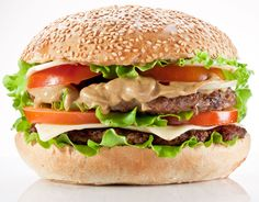 Big Mac Burger Recipe Lunch, Main Dishes with mayonnaise, french dressing, sweet… Hamburger Recipes, Beef Recipes, Cooking Recipes, Copycat Recipes, Homemade Big Mac Sauce, Mac Recipe, Snacks Für Party, Quick Dinner Recipes, Beef Dishes