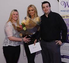 Ciara and Martin with Rosanna Davison! Competition, Dream Wedding, Couples, Gallery, Couple, Romantic Couples