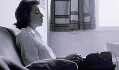 """Lispector was also channeling (as i do) """"The Female Writer,"""" the original goddess of the word."""