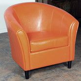 Found it at Wayfair - Manchester Bonded Leather Club Chair