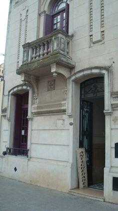 Caseron de calle Colon. #argentina #arquitectura #bahiablanca