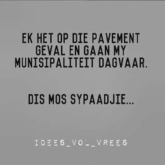 ☺ Jokes, Cards Against Humanity, Funny, Afrikaans, Pavement, Decor, Humor, Summer, Decoration