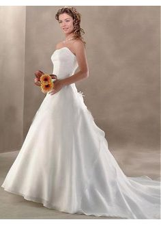 LACE BRIDESMAID PARTY BALL EVENING COCKTAIL GOWN IVORY WHITE FORMAL PROM BRIDAL ORGANZA STRAPLESS WEDDING DRESS