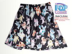 Cute Pokemon, Skater Dress, Skirts, Inspiration, Dresses, Etsy, Fashion, Biblical Inspiration, Vestidos