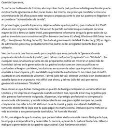 Carta de Esperanza. Words, Twitter, Letters, Horse