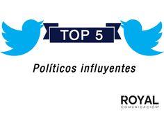 Personal Branding: Los políticos españoles más activos en Twitter