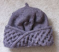 Lost Arts: Mobius Knitting Pattern Updates