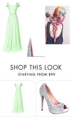 """Untitled #276"" by jordanbond55 ❤ liked on Polyvore featuring beauty and Lauren Lorraine"
