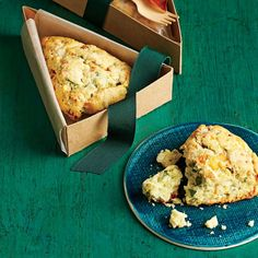 Spinach Feta Scones.      Day-old scones are firm enough to slice open without crumbling. Tuck in a few paper-thin slices of country ham for an unforgettable ham ...