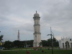 Baitul Rahman Mosque in Aceh Indonesia Banda Aceh, Pisa, Statue Of Liberty, Tower, Building, Travel, Statue Of Liberty Facts, Rook, Viajes