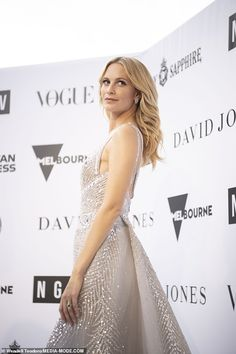 Poppy Delevingne, Natalie Portman and at Troye Sivan lead the arrivals at the NGV Gala Tokyo Fashion, Street Fashion, Poppy Delevingne, Kendall Jenner Outfits, Victoria Dress, Natalie Portman, Fashion Models, Fashion Tips, Embellished Dress