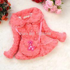 widgeon girls coats pink
