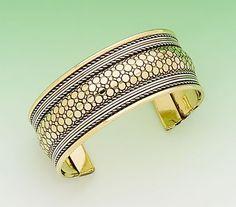 Handmade Brass cuff. 1 inch size Brass Cuff, Cuff Bracelets, Handmade, Jewelry, Hand Made, Jewlery, Bijoux, Schmuck, Craft
