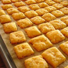 peynirli kraker, peynirli kraker tarifi, peynirli kraker nasıl yapılır, ikramlık tarifler