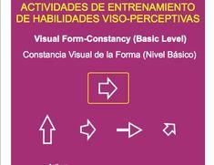 Constancia Visual de la Forma 200 ACTIVIDADES DE ENTRENAMIENTO DE HABILIDADES VISO-PERCEPTIVAS