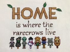 Stardew Valley Cross Stitch - Album on Imgur