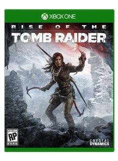 Rise of the Tomb Raider : La jaquette Xbox One et le nouveau trailer - Actualités - jeuxvideo.com