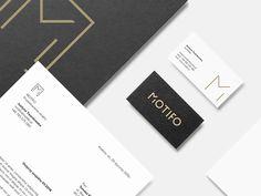 MOTIFO - Interior Design Architect | Branding & Website on Behance