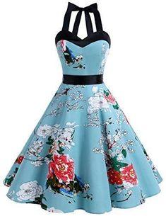 46d37e97655b6a DRESSTELLS Vintage 1950s Rockabilly Polka Dots Audrey Dress Retro Cocktail  Dress