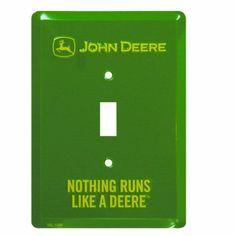 Amazon.com: John Deere Light Switch Plate: Home & Kitchen