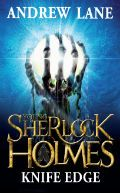 Andrew Lane - Young Sherlock Holmes -   This new series begins with Sherlock  as a young boy, before he has begun to become the famous detective, and gives the reader a fresh insight into the development of this remarkable character through new adventures. First book - Death Cloud.